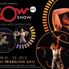 Flow Show NYC nearly sold out!